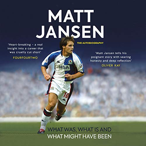 Matt Jansen: The Autobiography cover art