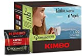 Kimbo Napoli Espresso ESE Compostable Coffee Pods [100/box]