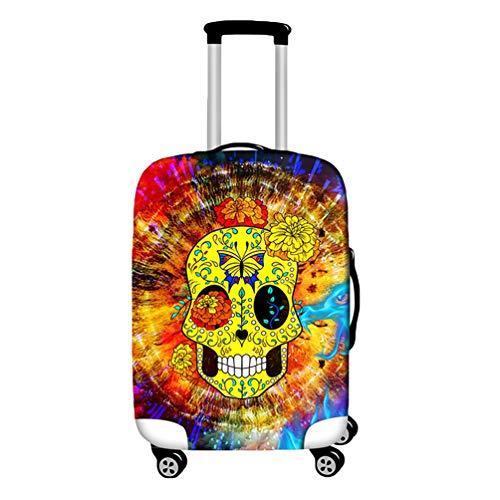 YiiJee Elastica Suitcase Cover Proteggi bagagli Copertura Protettiva Cover per Valigie di Dimensioni Anti-Polvere Come Immagine6 S
