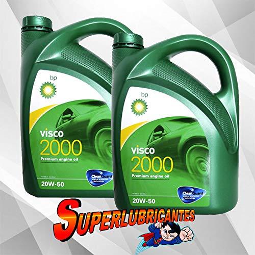 BP Visco 2000 20W50 2x5L(10Litros)