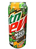 Mountain Dew Maui Burst, 16 ounce cans Dew with a...