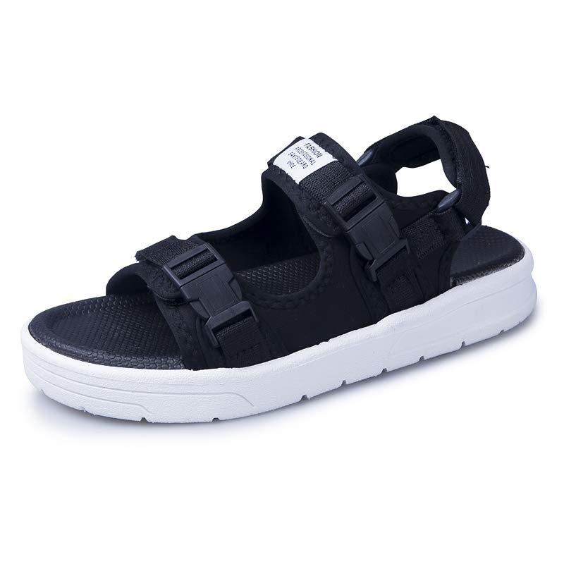 Wilindun夏季凉鞋男鞋女鞋高跟女鞋凉鞋粗跟水钻细跟低帮·凉鞋
