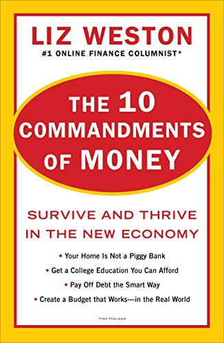 Image of The 10 Commandments of Money: Survive and Thrive in the New Economy