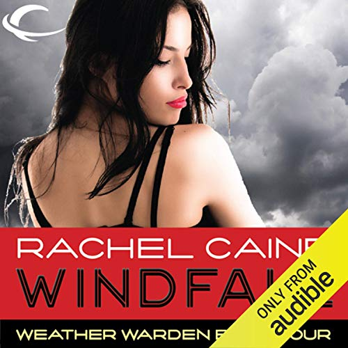 Windfall: Weather Warden, Book 4                   By:                                                                                                                                 Rachel Caine                               Narrated by:                                                                                                                                 Dina Pearlman                      Length: 11 hrs and 24 mins     40 ratings     Overall 4.3