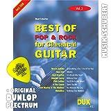 Best of Rock y Pop for para guitarra clásica Vol, 2 Púa - 8 temas de BRYAN ADAMS, BOB MARLEY, entre otras cosas METALLICA arreglados para guitarra de concierto como solo texto (funnyusbstick/tablatura) y con acordes de Acompañamiento para cantar (alemán) de Beat Scherler (funnyusbstick/sheet music)