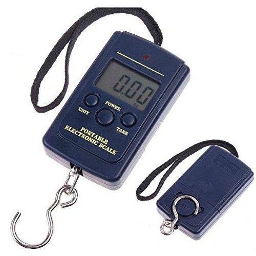 Digitale Charmate® Kofferwaage/Gepäckwaage bis max. 40 KG / 10 Gramm Schritte