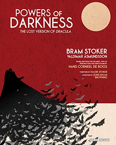 Image of Powers of Darkness: The Lost Version of Dracula