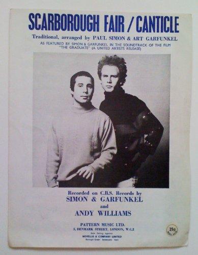 Scarborough Fair-Canticle Sheet Music
