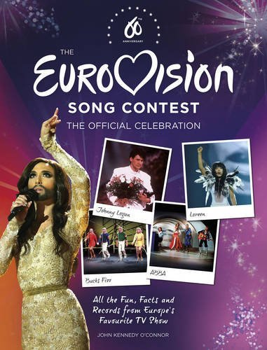The Official Eurovision Song Contest Records by John Kennedy O'Connor (2015-07-01)