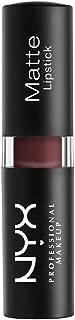 NYX PROFESSIONAL MAKEUP Matte Lipstick, Dark Era