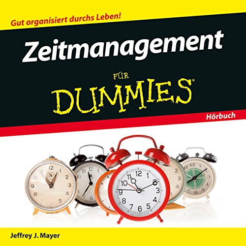 Couverture de Zeitmanagement für Dummies