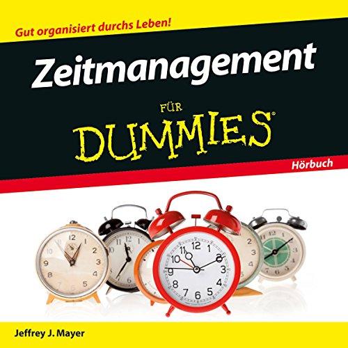 Zeitmanagement für Dummies cover art