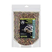 Perfect for adding enrichment to your tortoises diet Packed full of flowers, fruits and herbs Rich in both natural minerals and vitamins Simply sprinkle over tortoise food as a treat item display weight: 0.06 grams