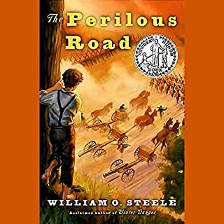 The Perilous Road audiobook cover art