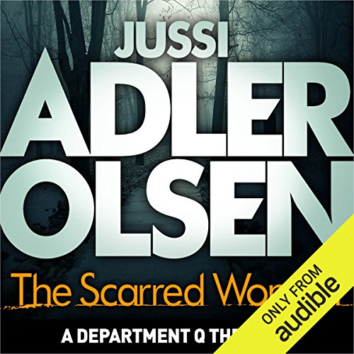 The Scarred Woman     Department Q, Book 7              By:                                                                                                                                 Jussi Adler-Olsen                               Narrated by:                                                                                                                                 Saul Reichlin                      Length: 17 hrs and 20 mins     653 ratings     Overall 4.0