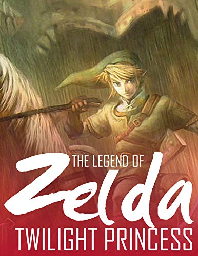 Zeldaa: the legend of zelda twilight princess manga set book | The Legend of Zelda: Twilight Princess, Vol. (English Edition)
