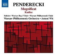 Krzysztof Penderecki: Magnificat - Kadisz by Wojtek Gierlach