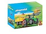 Playmobil® Tractor con remolque