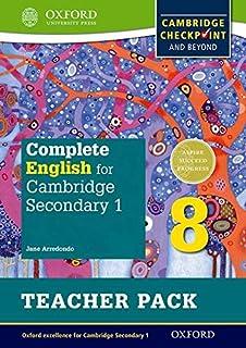 Complete English for Cambridge Secondary 1. Teacher's Book 8