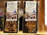 Chocolat de Savoie noir nougatine