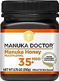 Doctor Manuka Doctor 100% 天然 マヌカハニー バイオアクティブ 10+ (MGO 100+ UMF 10+) 250g 日々の健康管理に 高活性 高殺菌力 マヌカドクター Bio Active Manuka Honey はちみつ