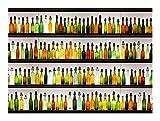 Desafío Rompecabezas 999 botellas de soda Puzzle 500/1000/1500/2000/3000/4000/5000 piezas de arte moderno rompecabezas for adultos Desafiando Juguetes educativos Decoración pared del arte de regalo ún