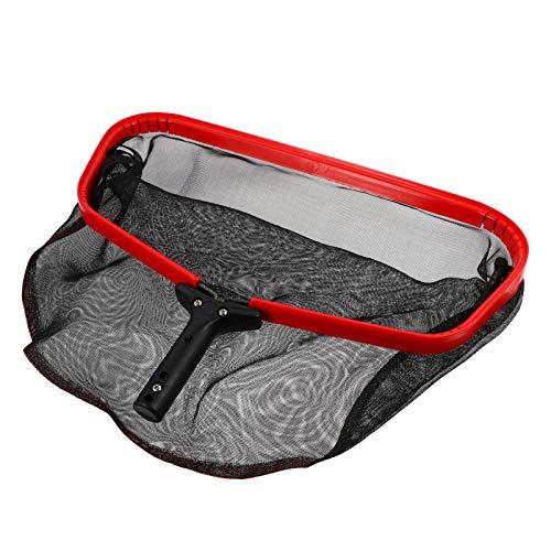 Hemoton Pool Net- Pool Skimmer Net with Deep Bag- 20 Extra Heavy Duty Leaf Skimmer- Pool Leak Rake Designed to be The Best nets for Cleaning