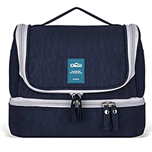 Hankcles Designer Hanging Toiletry Bag