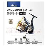 Vega - Carrete para pescar commander 60