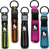 Kleine Hunde/Katzenhalsband Cozy Weich gepolsterte atmungsaktiv Reflective Welpen-Hundehalsband...