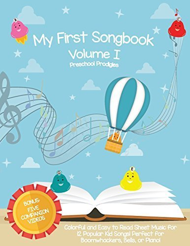 My First Songbook: PsP Songbook I by Mr. Rob Young (2016-02-19)