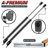 A-Premium Hood Gas Charged Lift Supports Shock Struts Replacement for Honda Accord 2003-2007 2-PC Set