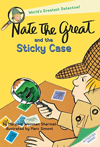 Nate the Great and the Sticky Case (English Edition)