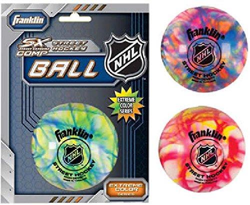 Franklin Streethockey Ball Extreme Colour High Density (Stück)