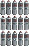 ALTIGASI 15 Pezzi - Cartuccia BOMBOLETTA Gas GPL 250 GR Art. KCG250 Ideale Saldatore CANNE...
