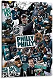 Posters Rugby Philadelphia Eagles Athletes Decorative