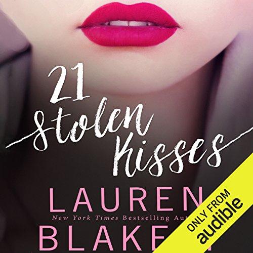 21 Stolen Kisses audiobook cover art