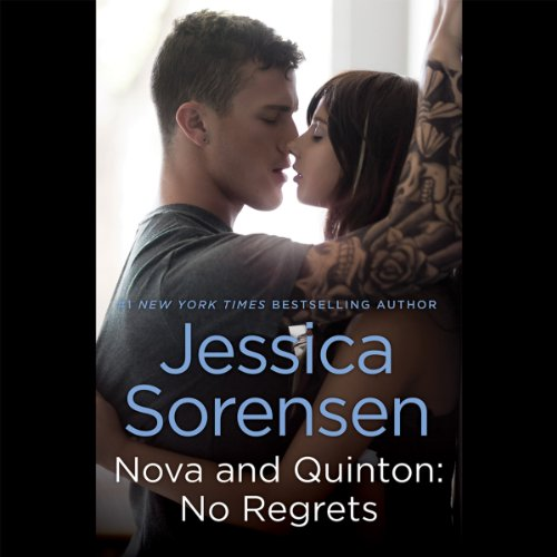 Nova and Quinton: No Regrets cover art