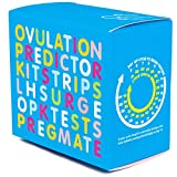 Best Ovulation Tests - PREGMATE 100 Ovulation Test Strips Predictor Kit Review