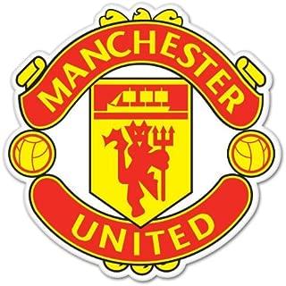 manchester united bumper sticker