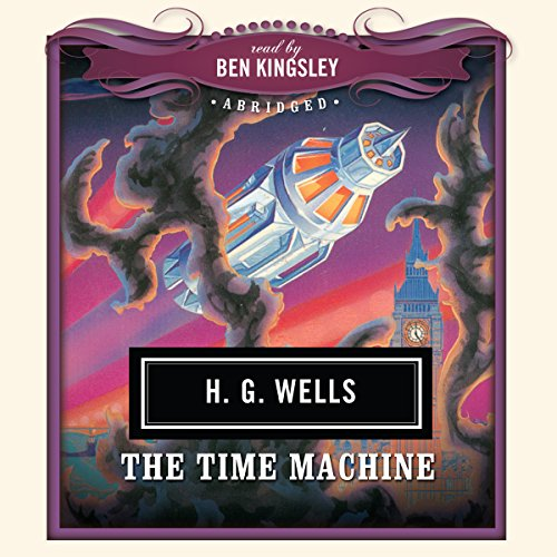Page de couverture de The Time Machine