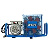 HPDMC Electric Compressor 4500psi High Pressure Air Fill Station & Charging System for Scuba Scba PCP Paintball Tanks (110V 60Hz 1.5KW)