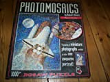 BV LEISURE 1000 PIECE JIGSAW PUZZLE - PHOTOMOSAICS - SPACE SHUTTLE BY ROBERT SILVERS by Photomosaics