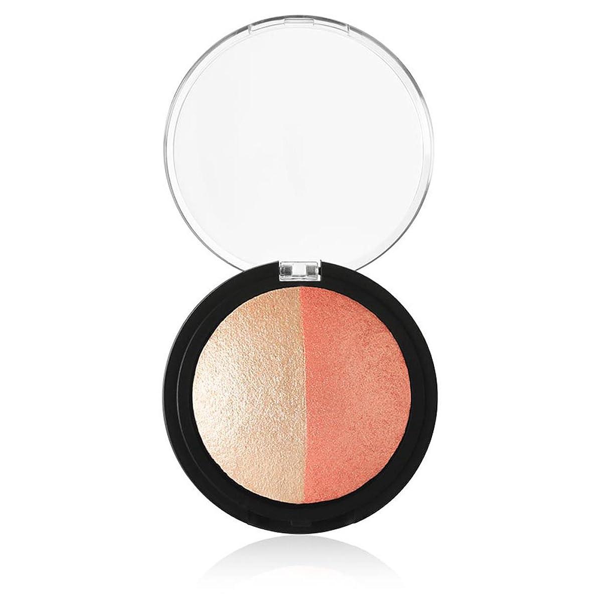 名目上のビール追い払うE.L.F. Cosmetics, Baked Highlighter & Blush, Rose Gold , 0.183 oz (5.2 g)