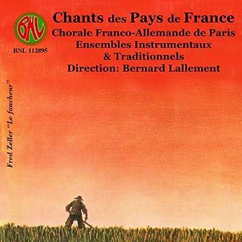 Chants des pays de France