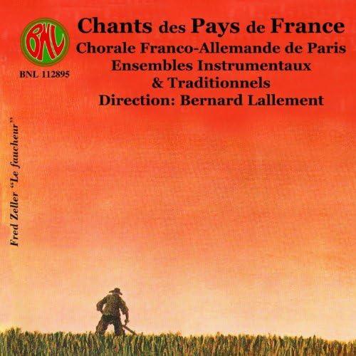 Bernard Lallement & Chorale franco-allemande de Paris