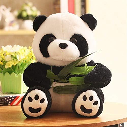 Stuffed Panda SuperWeiße Riesenpanda B n Kuscheltiere Spielzeug Jubil sgeschenke Umarmung   Kissen Kinderspielzeug RNGNB (Größe   6cm)