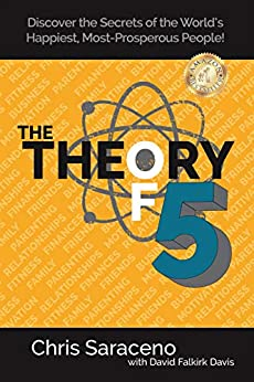 The Theory of 5 by [Chris Saraceno, David Falkirk Davis]