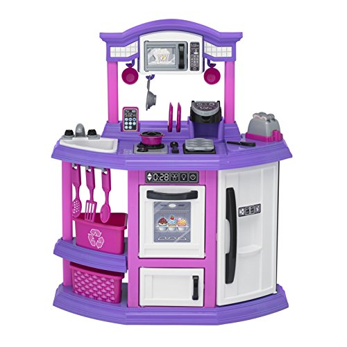 American Plastic Toys Cozy Comfort Kitchen Playset Now $37.84 (Was $74.99)