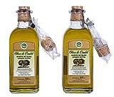 Olivo de Cambil - Aceite de Oliva Virgen Extra (AOVE) - Variedad Picual, con D.O Sierra Mágina, Pack de 2 Botellas de 500 ml con Dosificador